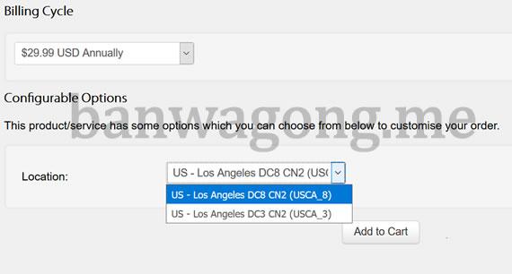 关于搬瓦工/Bandwagonhost CN2线路DC3和DC8的选择